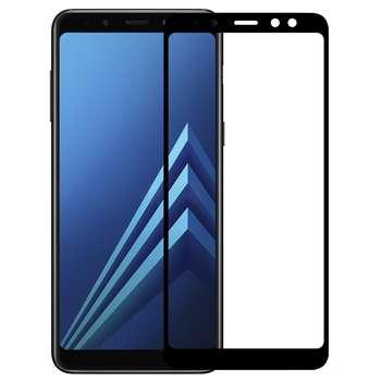 محافظ صفحه نمایش شیشه ای  مناسب برای گوشی Samsung Galaxy A8 2018