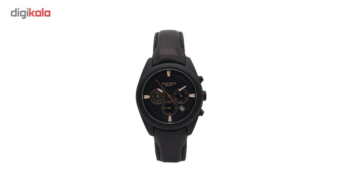 ساعت مچی عقربه ای مردانه اوشن مارین مدل OM-8106G-1