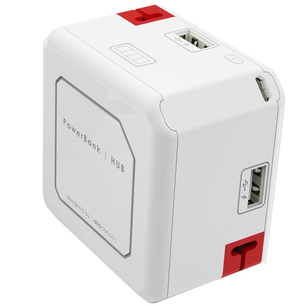 قیمت شارژر همراه الوکاکوک مدل 9402 با ظرفیت 5000 میلی آمپر ساعت