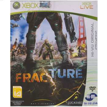 بازی  Fracture مخصوص ایکس باکس 360