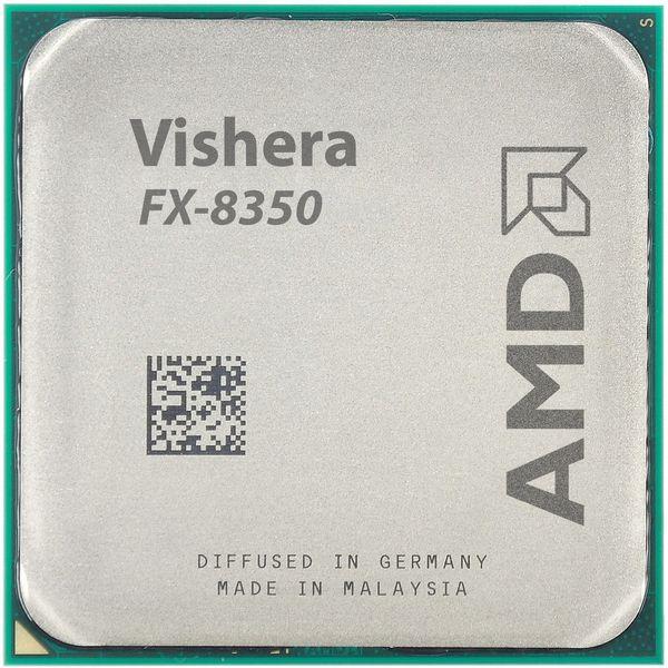 پردازنده مرکزی ای ام دی سری Vishera مدل FX-8350