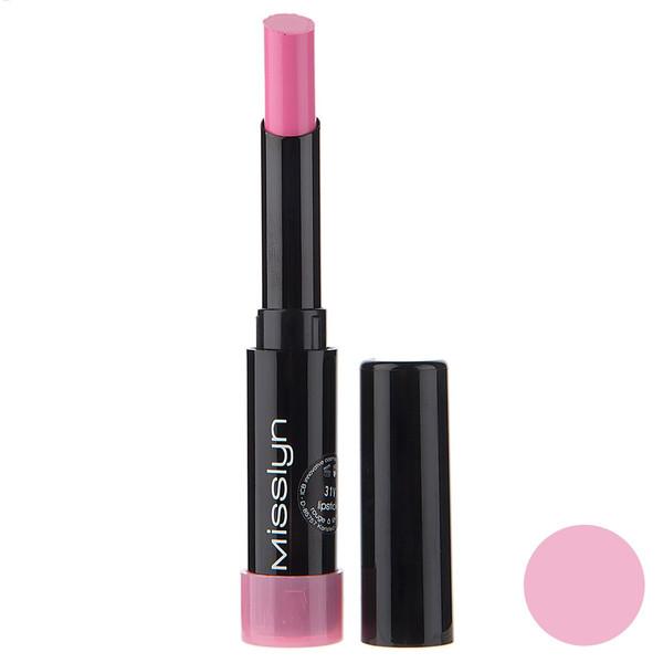 رژ لب جامد میسلین سری Shiny Lip Color شماره 47