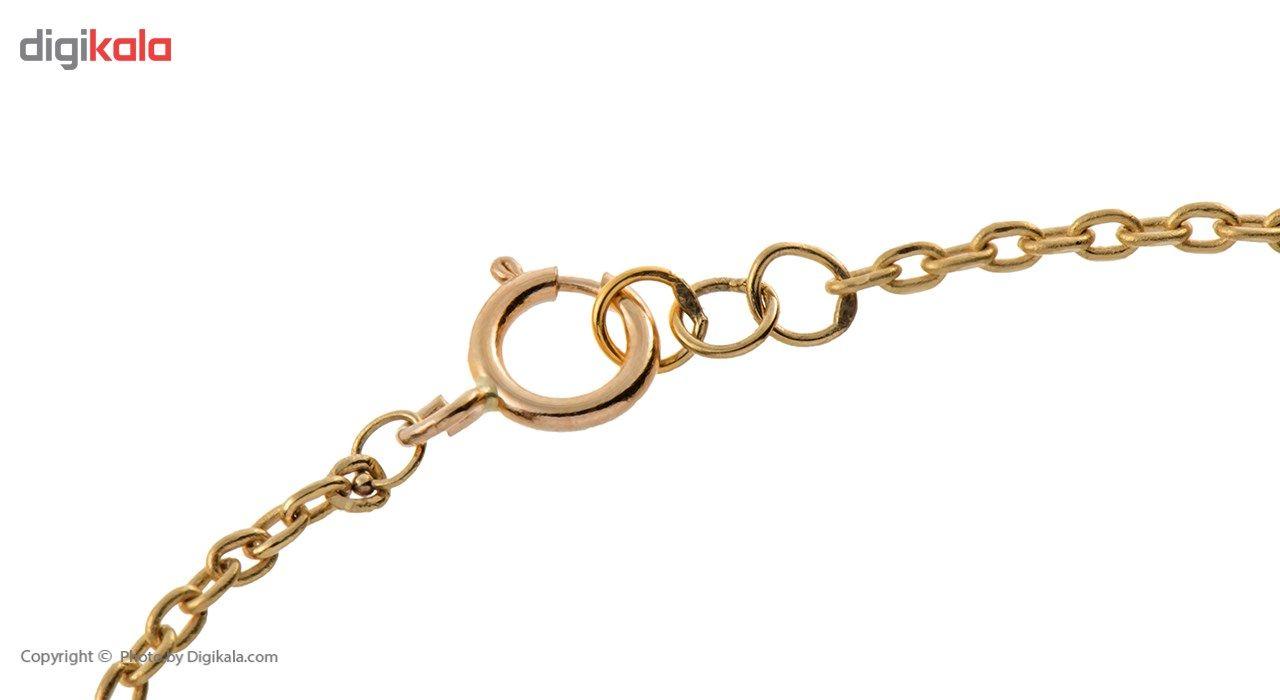 دستبند طلا 18 عیار ماهک مدل MB0173 - مایا ماهک -  - 1