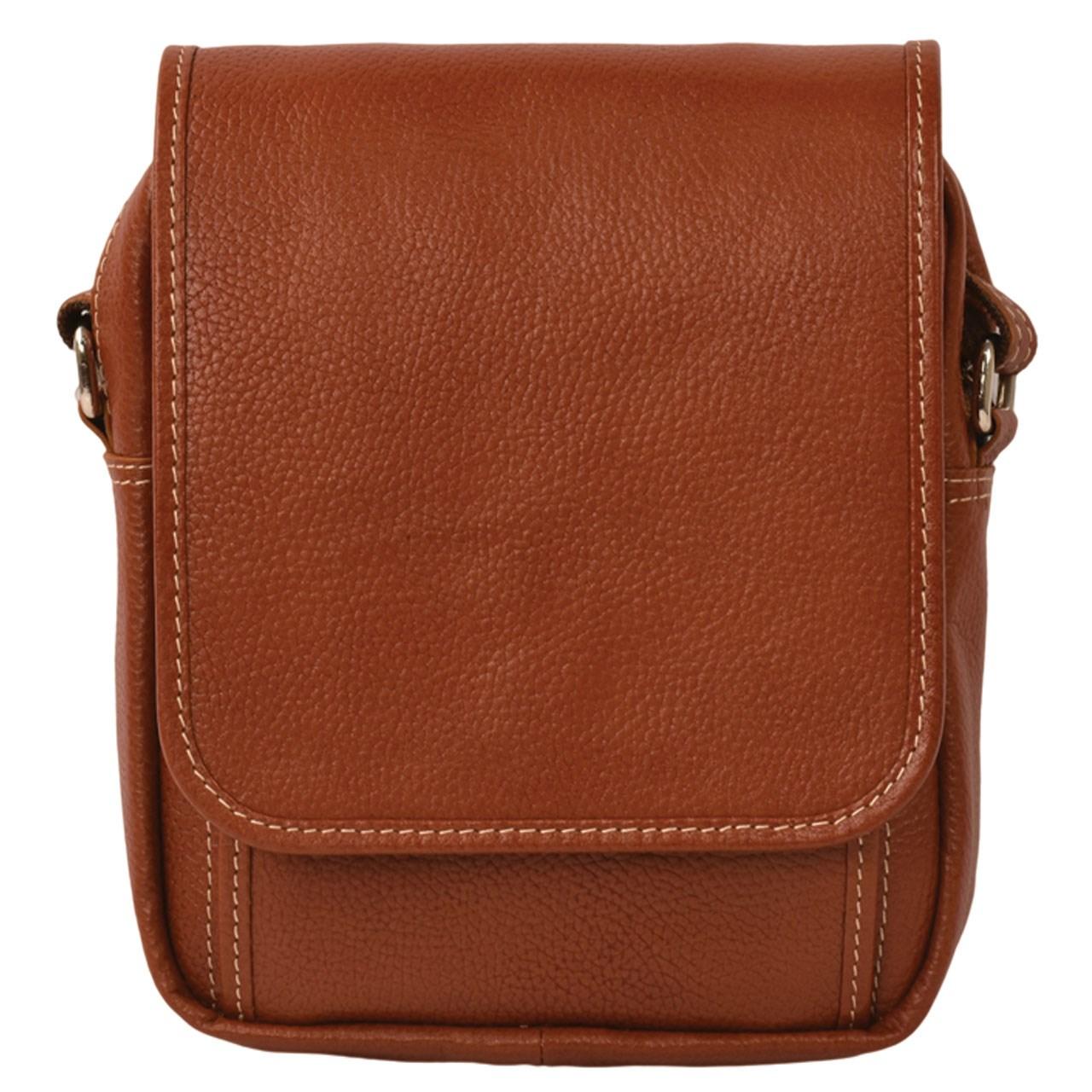 کیف دوشی چرم طبیعی کهن چرم مدل db61
