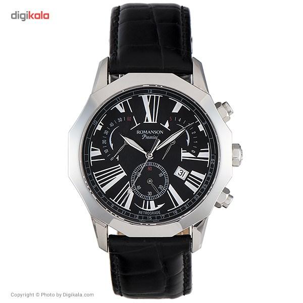 خرید ساعت مچی عقربه ای مردانه رومانسون مدل PL6153HM1WA32W