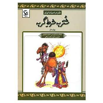 کتاب طنز در ادبیات ایران اثر عبدالرحمان جامی