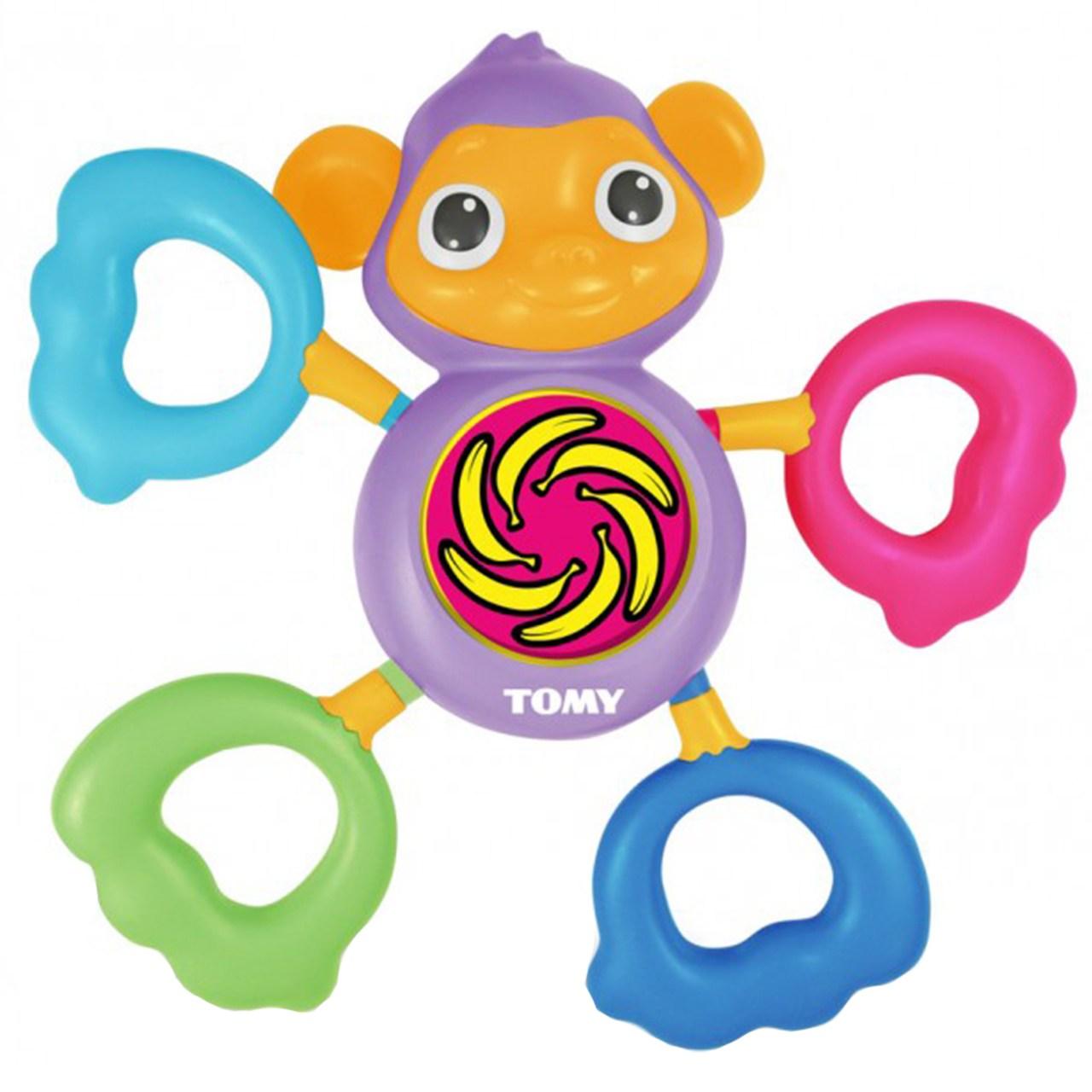 اسباب بازی آموزشی تامی مدل میمون