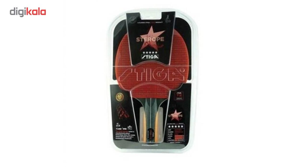 راکت پینگ پنگ استیگا مدل Sterope main 1 1