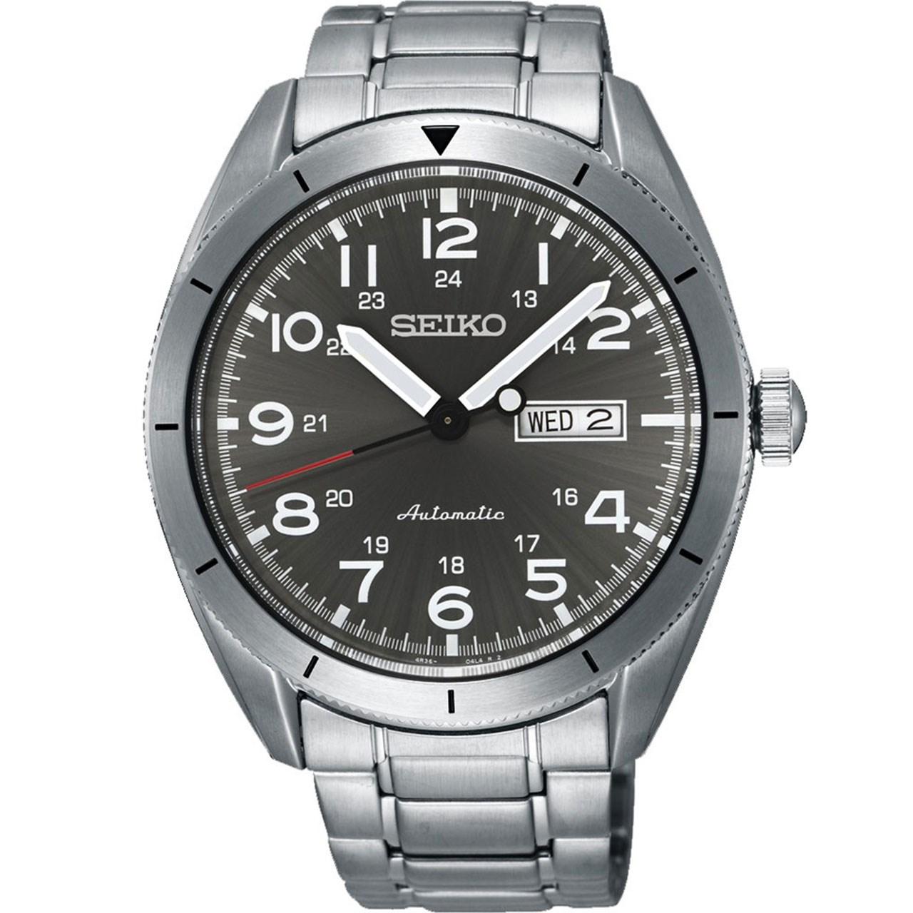 ساعت مچی عقربه ای مردانه سیکو مدل SRP709J1