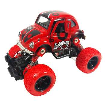 ماشین اسباب بازی آفرود مدل Ladybug