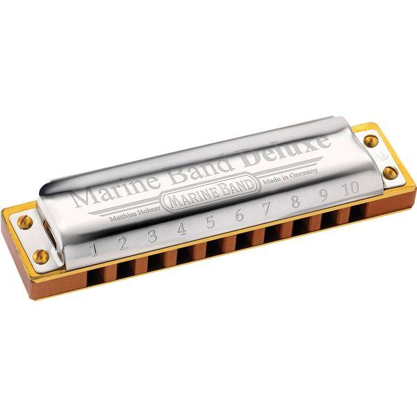 سازدهنی دیاتونیک هوهنر مدل Marine Band Deluxe