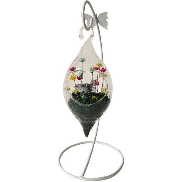 گل قهر و آشتی عرش مدل B-104 همراه با گلدان
