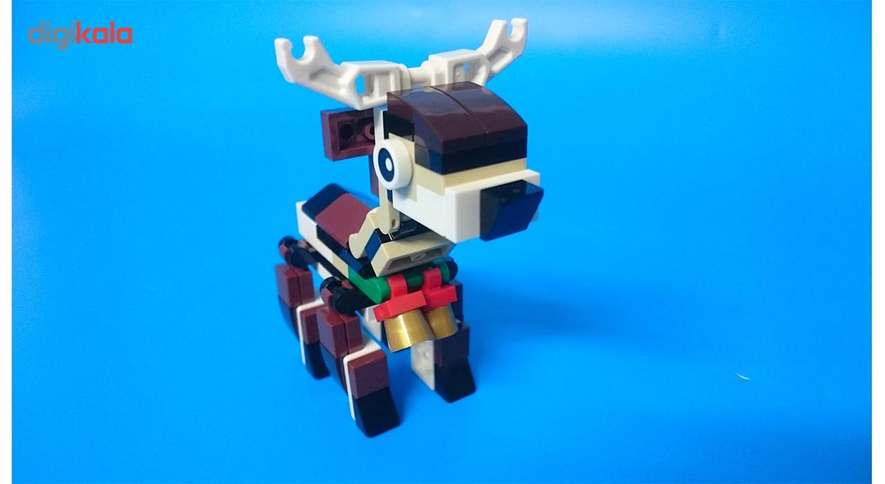 لگو سری Creator مدل Reindeer 30474