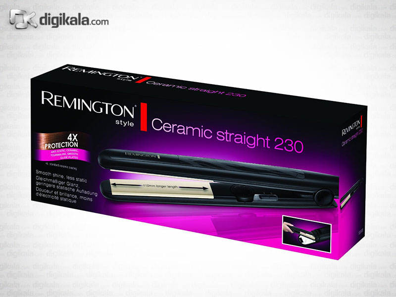 اتو مو رمینگتون S3500  Remington S3500 Hair Straightener