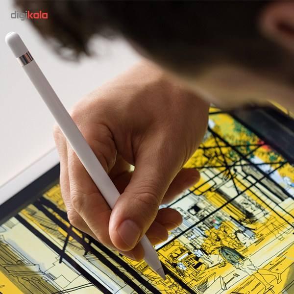 قلم لمسی اپل مدل Apple Pencil مناسب برای آی پد پرو main 1 8