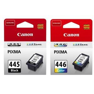 کارتریج پرینتر کانن مدل Pixma  445 - 446 مجموعه 2 عددی