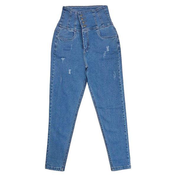 شلوار جین زنانهکد R-A