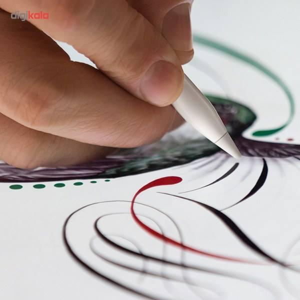 قلم لمسی اپل مدل Apple Pencil مناسب برای آی پد پرو main 1 10