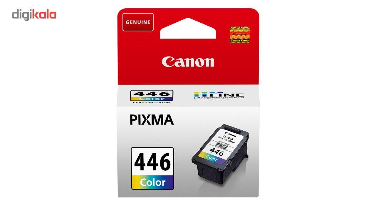 کارتریج پرینتر کانن مدل Pixma  445 - 446 مجموعه 2 عددی main 1 2