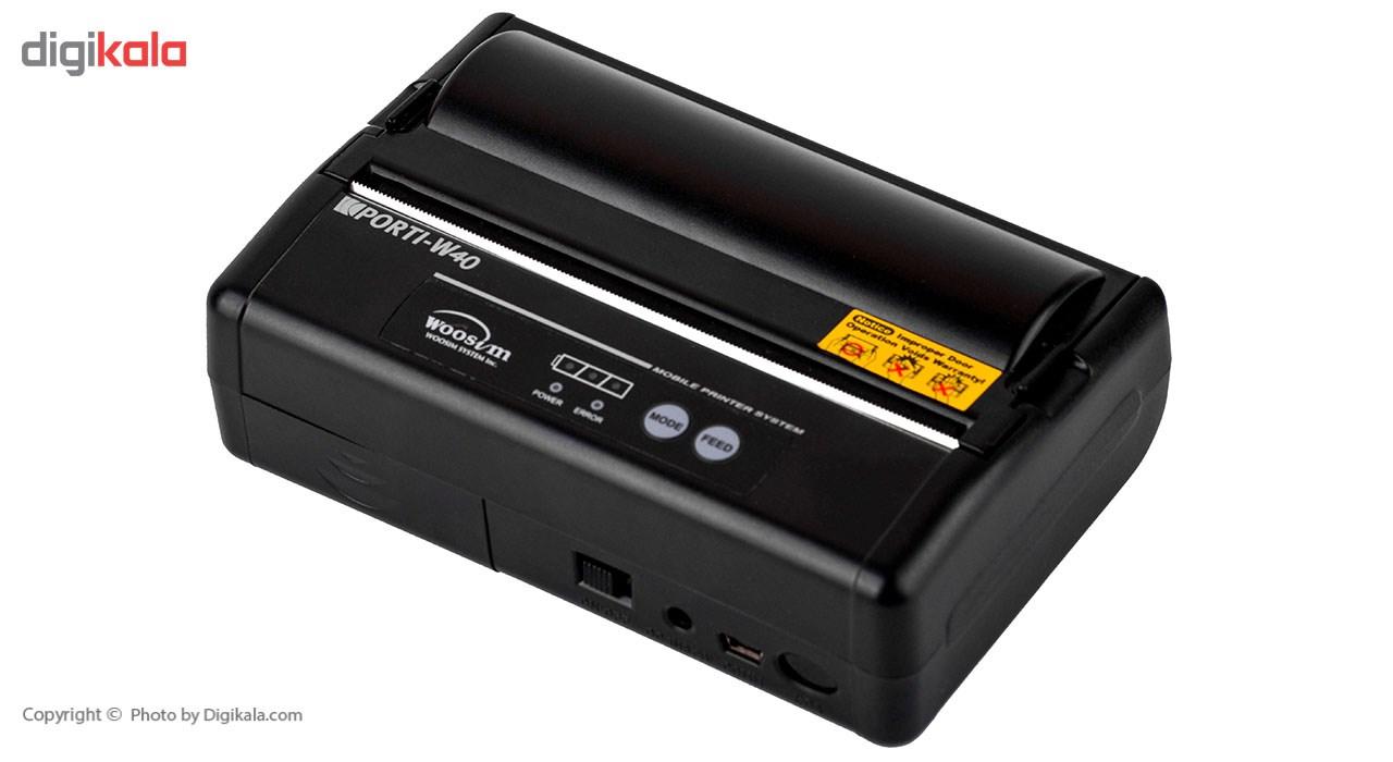 قیمت                      پرینتر حرارتی ووسیم مدل PORTI-W40