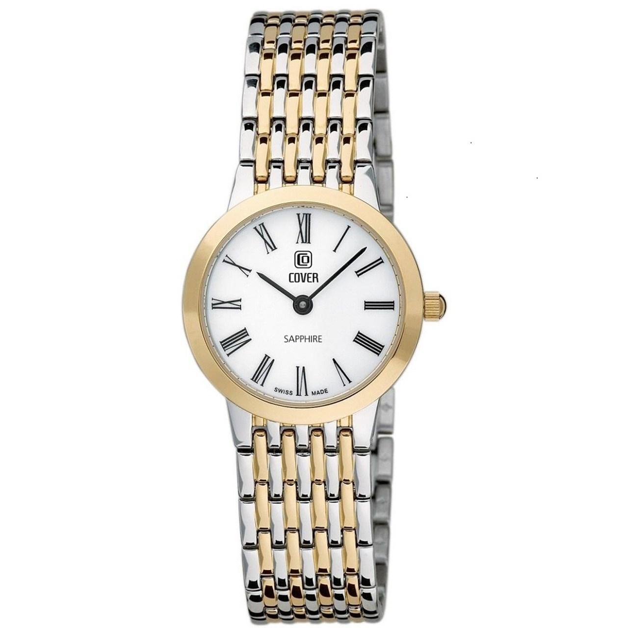 ساعت مچی عقربه ای زنانه کاور مدل Co125.05