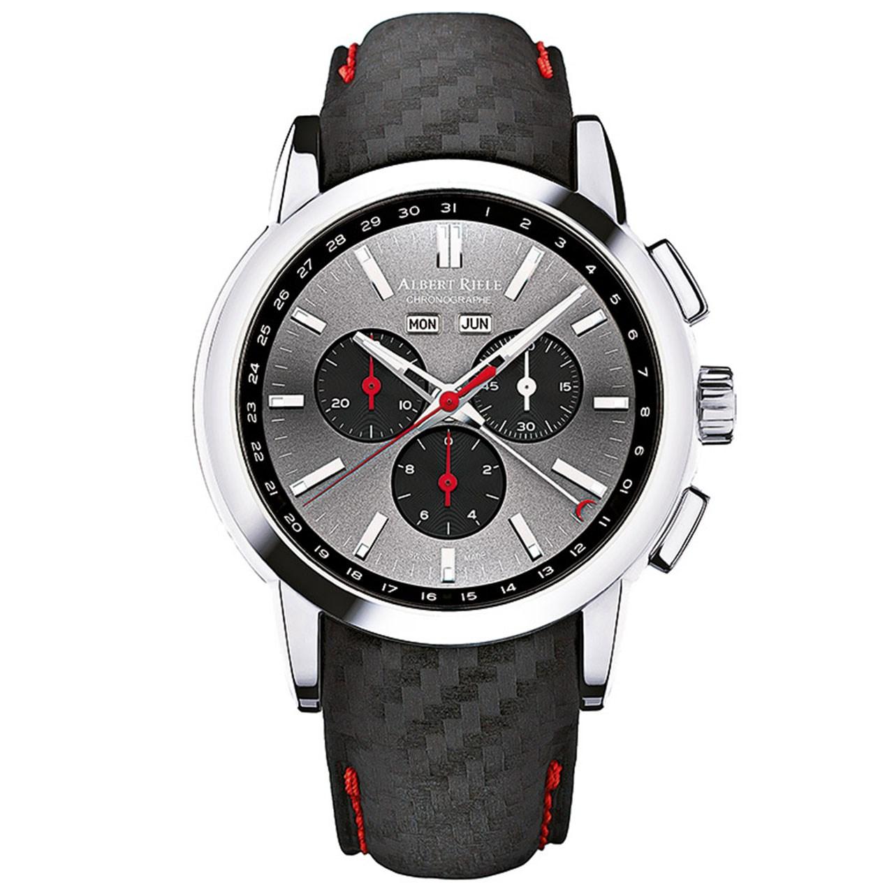 قیمت و خرید                      ساعت مچی عقربه ای مردانه آلبرت ریله مدل 704GQ07-SS21I-CB-K1
