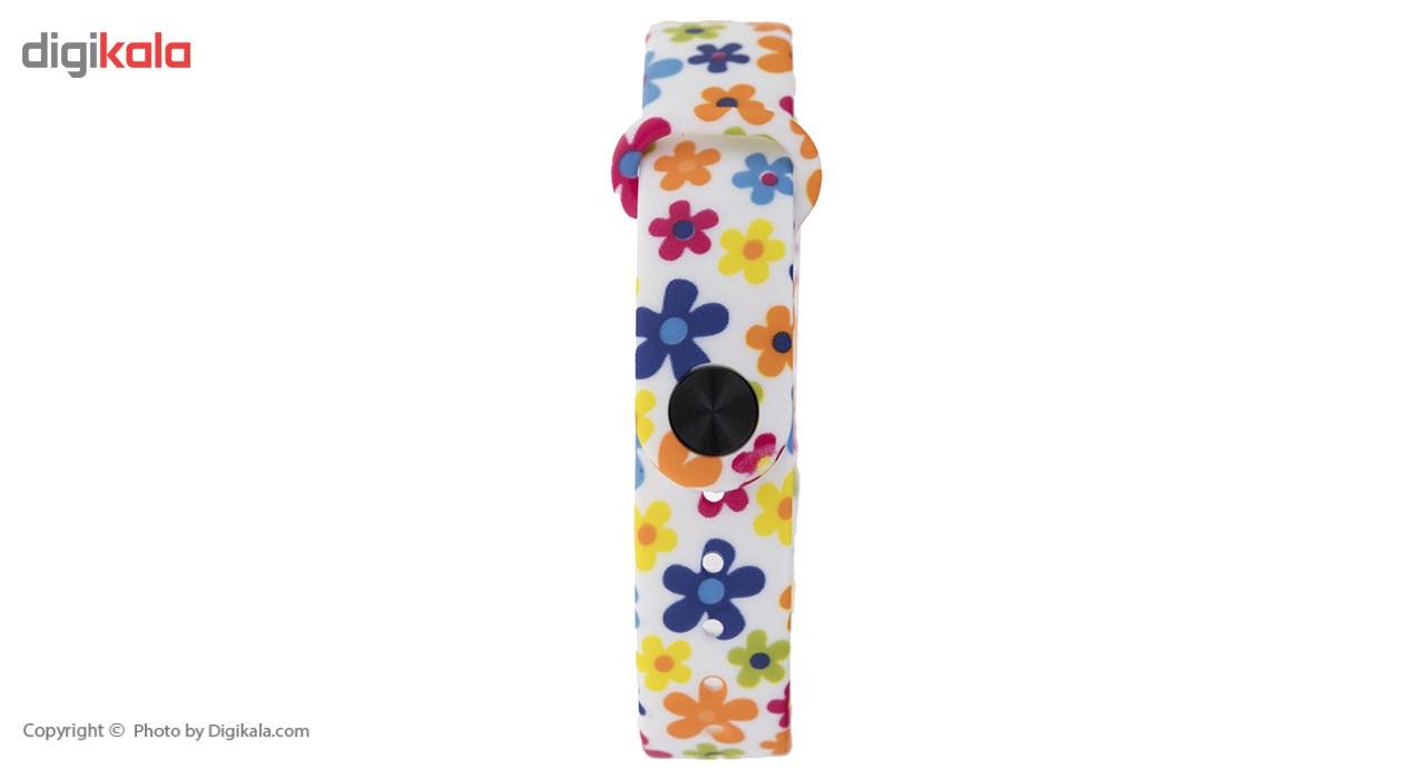 بند مچ بند هوشمند شیائومی مدل Mi Band 2 Flower Design 11