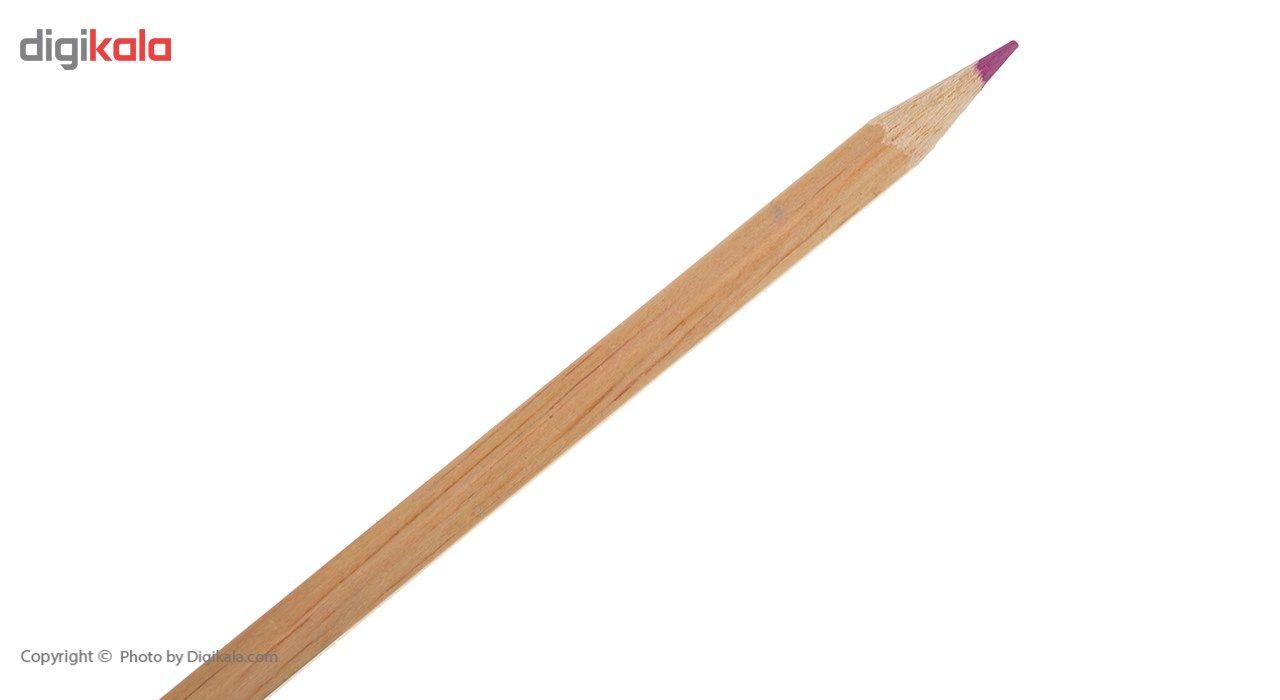 مداد رنگی 24 رنگ آریا مدل 3022 main 1 3