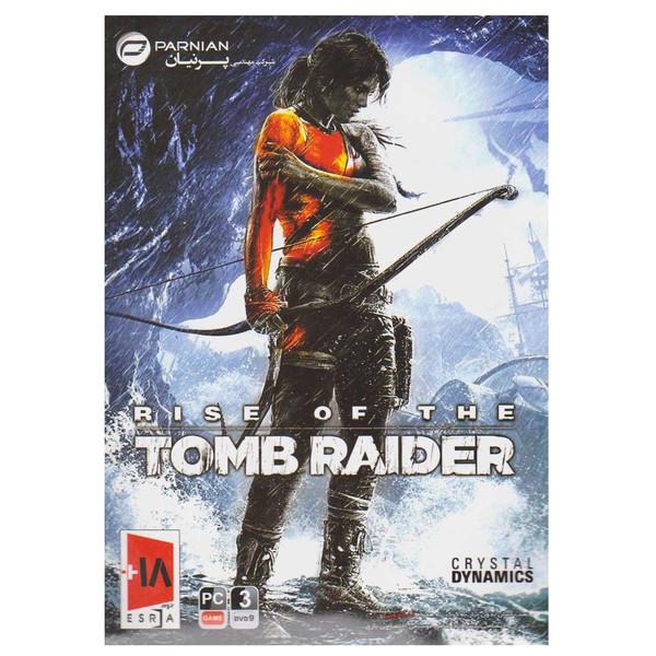بازی کامپیوتری Rise of The Tomb Raider مخصوص PC