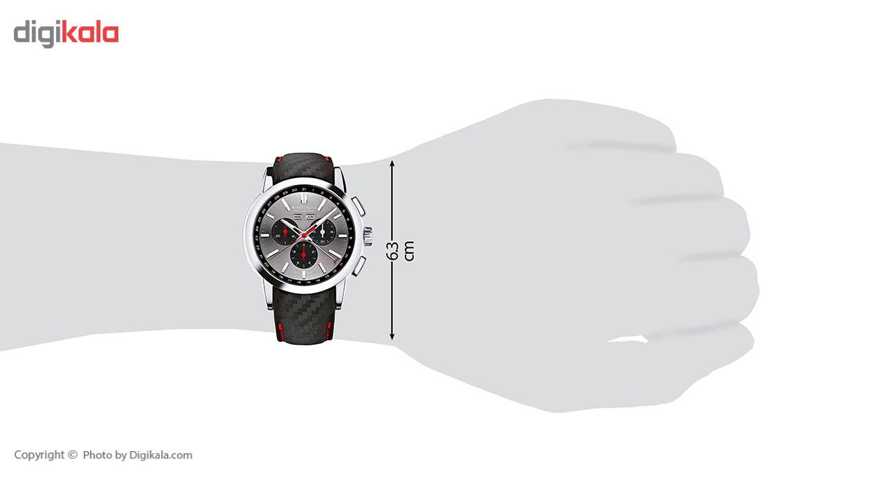ساعت مچی عقربه ای مردانه آلبرت ریله مدل 704GQ07-SS21I-CB-K1