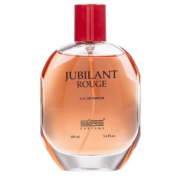 ادو پرفیوم زنانه سریس مدل Jubilant Rouge حجم 100 میلی لیتر