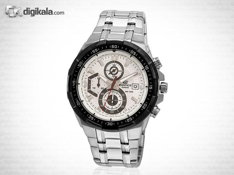 خرید ساعت مچی عقربه ای مردانه کاسیو ادیفایس EFR-539D-7AVDF