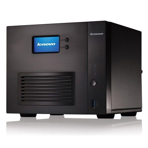 ذخیره ساز تحت شبکه لنوو مدل آی امگا ix4-300d ظرفیت 8 ترابایت