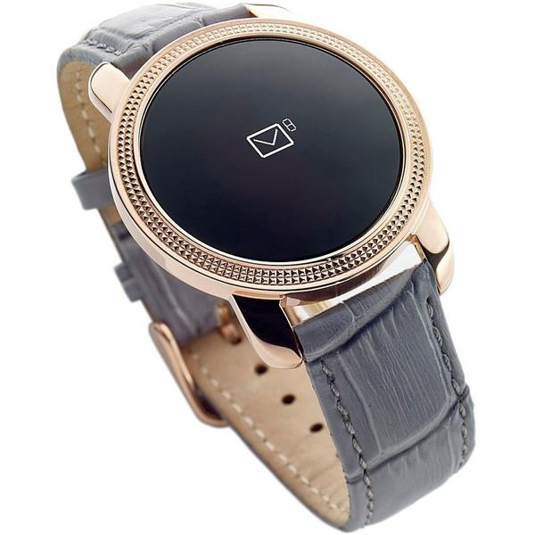 مچ بند هوشمند مای کرونوز مدل Zecircle Premium Embossed Pink Gold