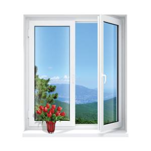 پنجره مجازی سالسو طرح پنجره ی رو به بهشت