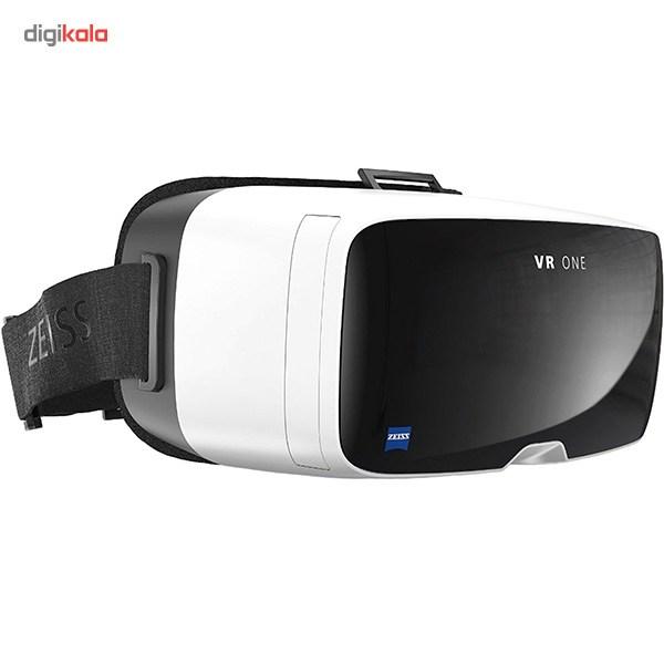 هدست واقعیت مجازی زایس مدل VR One مناسب برای گوشی موبایل سامسونگ Galaxy S6