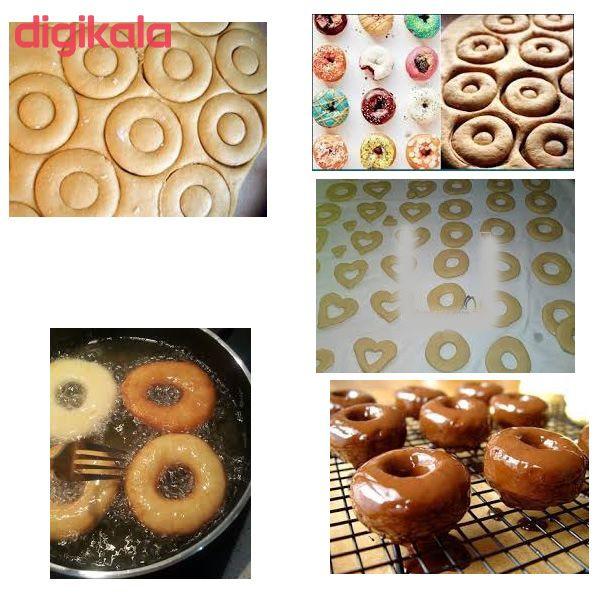قالب شیرینی بهگز مدل دونات main 1 2