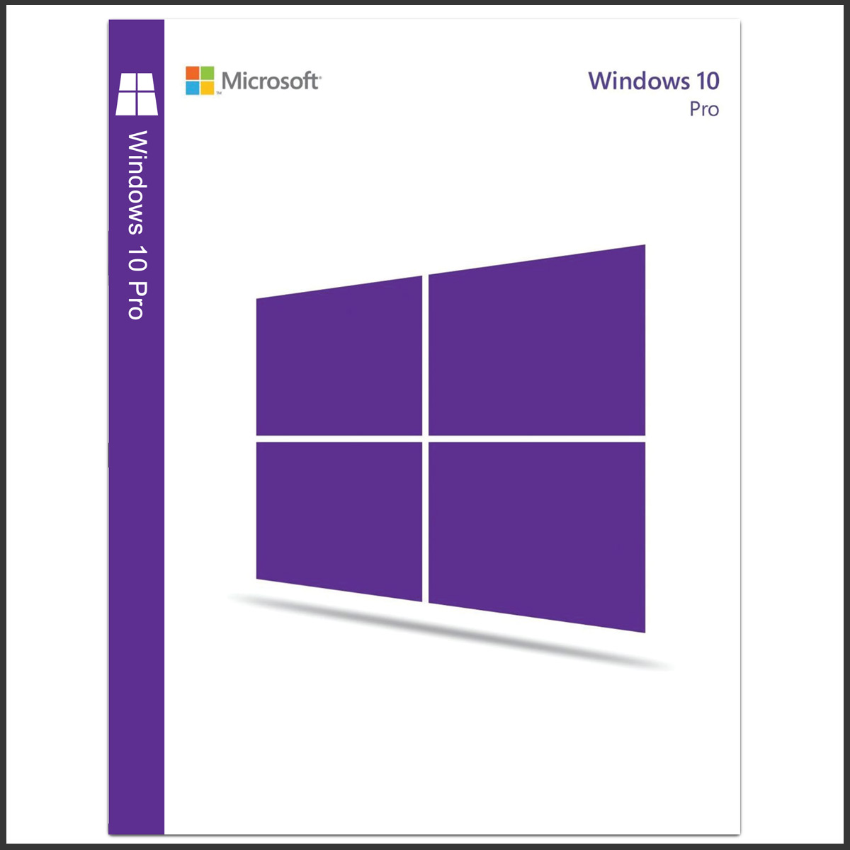 مایکروسافت ویندوز ۱۰ نسخه پرو- لایسنس OEM