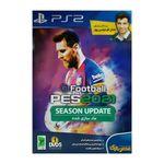 بازی Pes 2021 با گزارش فارسی عادل فردوسی پور مخصوص ps2 نشر عصر بازی thumb