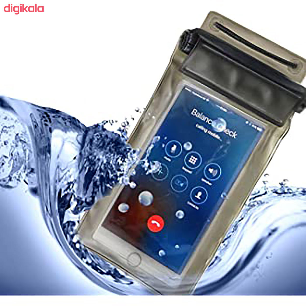 کیف ضد آب مدل F22 مناسب برای گوشی موبایل تا سایز 6.3 اینچ main 1 3