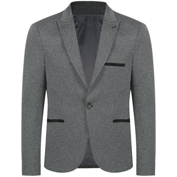 کت تک مردانه مدل PMT35-35