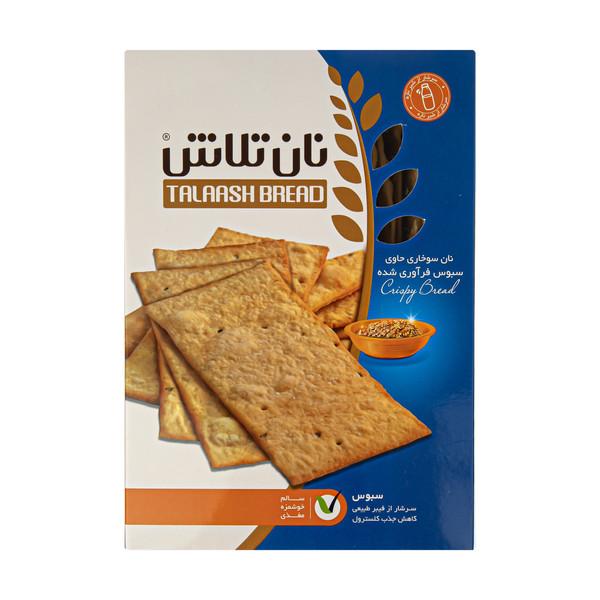 نان سوخاری نان دکتر تلاش - 400 گرم
