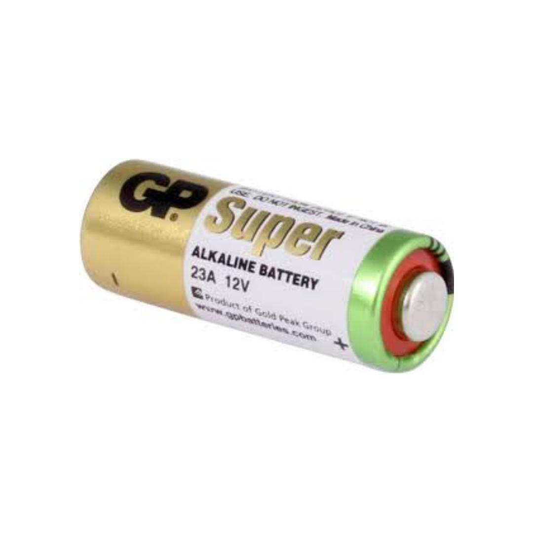 خرید اینترنتی [با تخفیف] باتری 23A جی پی مدل سوپر آلکالاین اورجینال