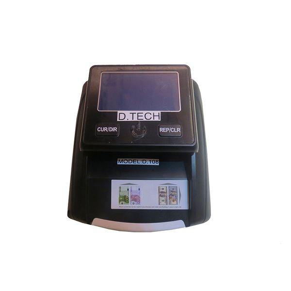 دستگاه تشخیص اصالت اسکناس دیتک مدل 108