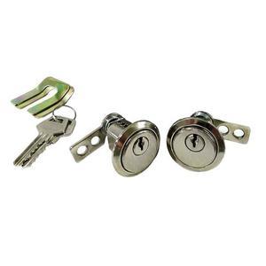 قفل و سوئیچ خودرو موسوی مدل F105 مجموعه 6 عددی