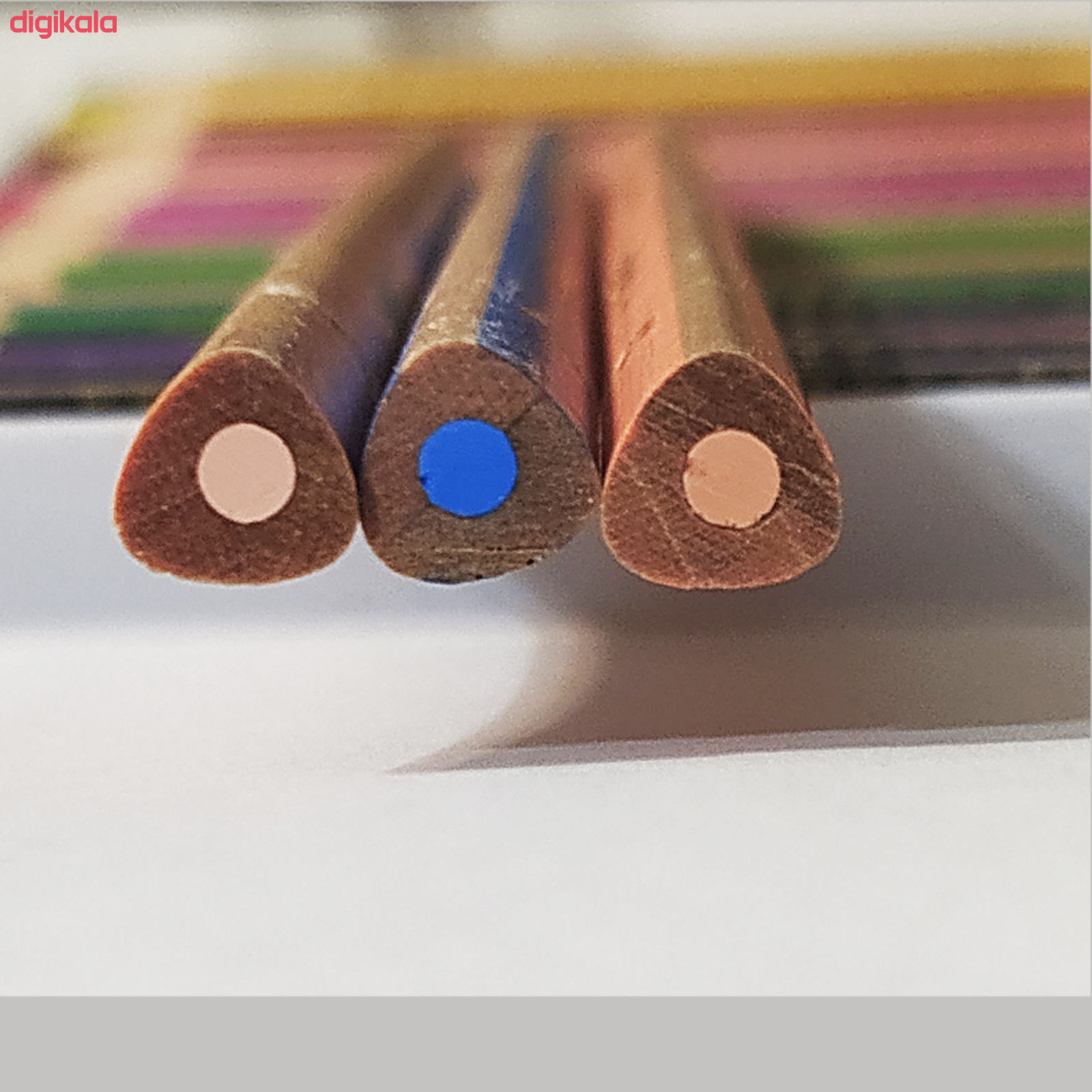 مداد رنگی 36 رنگ یالونگ کد YL8300