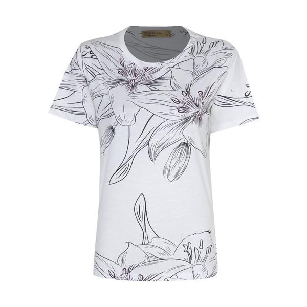 تی شرت زنانه برنس مدل NELA-01