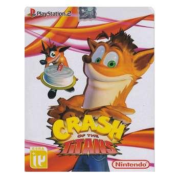 بازی Crash Of The Titans مخصوص PS2