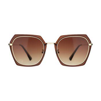عینک آفتابی زنانه سانکروزر مدل 6011 br