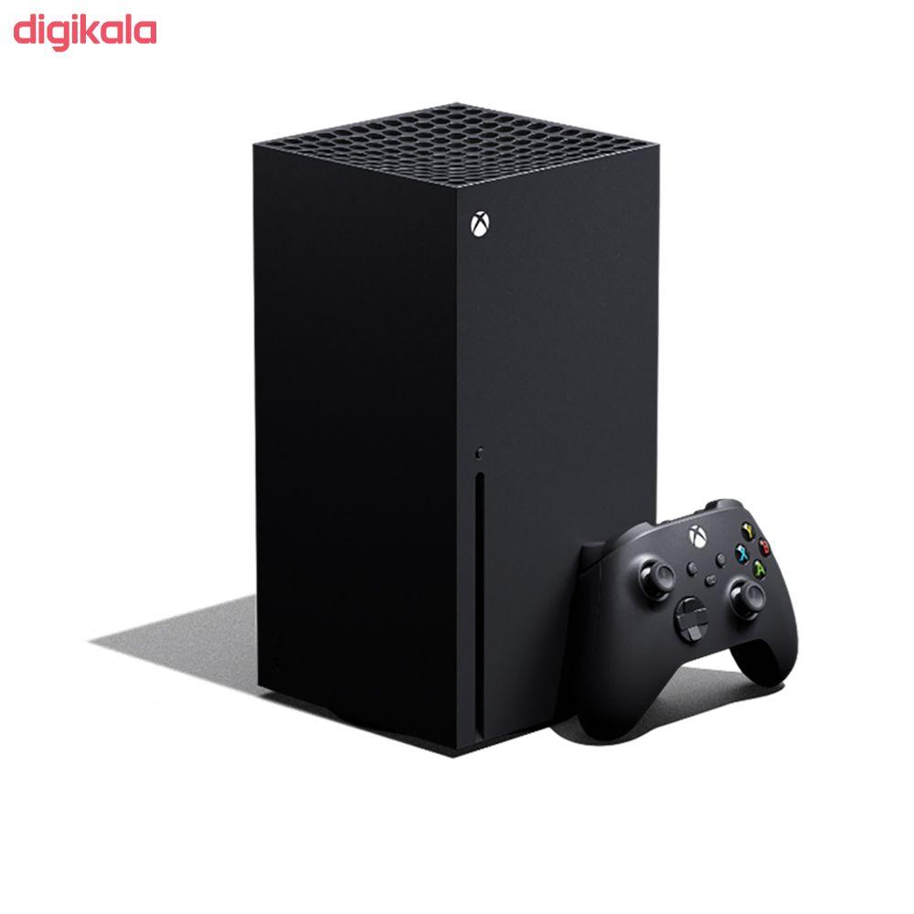 کنسول بازی مایکروسافت مدل XBOX SERIES X ظرفیت 1 ترابایت main 1 2